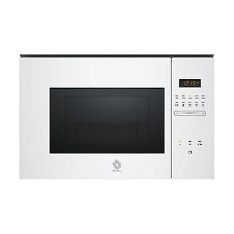 Eingebaute Mikrowelle Balay 3CG5172B0 20 L 800 W Grill Weiß
