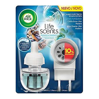 Air Wick Life Scents Turquoise Oasis Electric Air Freshener