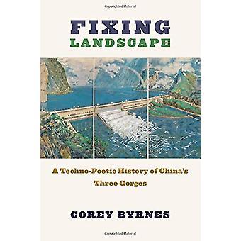 Fikse landskap - En techno-poetisk historie av Kina & apos;s Tre gorges av