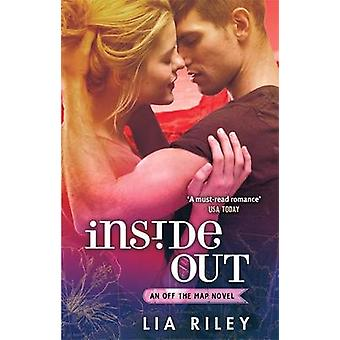 Inside Out - Off the Map 3 by Lia Riley - 9780349407548 Book