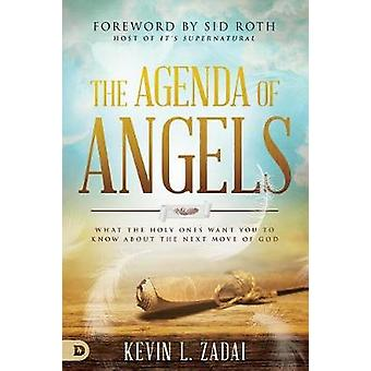 Agenda of Angels - The by Kevin Zadai - 9780768449822 Book