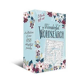 Wonderful Wordsearch 3-Book Gift Set - A collection of over 750 deligh