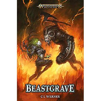 Beastgrave by C L Werner - 9781789990560 Book