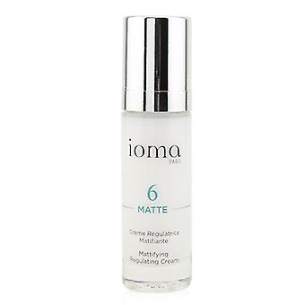 IOMA Matte - Mattifying Regulating Cream 30ml/1oz