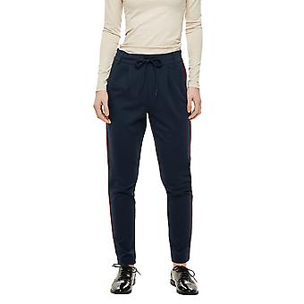 Only Women's Poptrash Pantalones con Stripe Lateral
