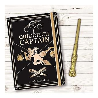 Blue Sky mallit Ltd Harry Potter Huispaus Notebook & Pen