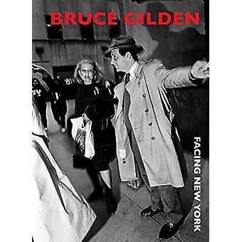 Facing New York by Bruce Gilden - 9781911306474 Book