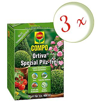 Sparset: 3 x COMPO Ortiva® Special Mushroom Free, 20 ml