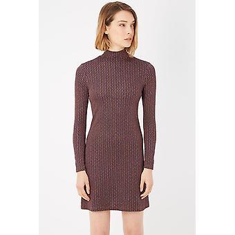 Please Marrone Brown Dress PL997062-S