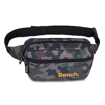 Bench Classic hip bag 23 cm, zelená