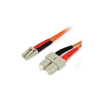 Startech Multimode Duplex Fiber Patch Kabel Lc Sc