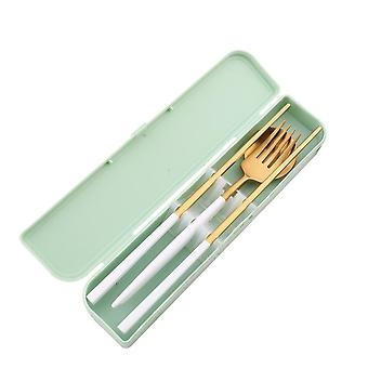 عشاء السكاكين الشوك مجموعات الطعام العشاء مجموعة الفولاذ المقاوم للصدأ