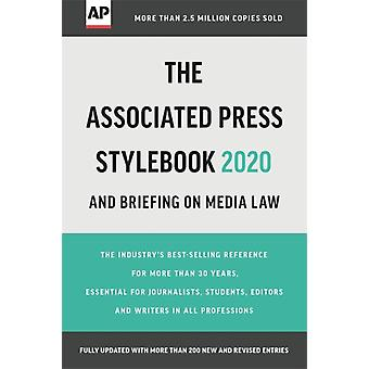 The Associated Press Stylebook  20202022 55th edition by Associated Press