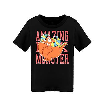Amazing Monster Tee Toddler's -Image door Shutterstock