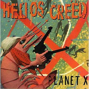 Helios Creed - Planet X [CD] USA import