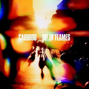 Caribou - Up in Flames [CD] USA import