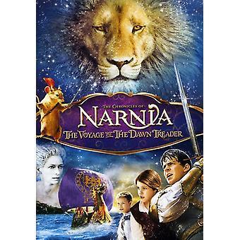 Narnian tarinat: Voyage of Dawn kulutuspinnan [DVD] USA-tuonti