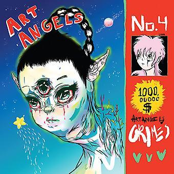 Grimes - Art Angels [CD] USA import