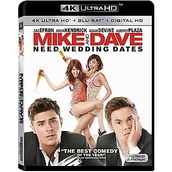Mike & Dave moet bruiloft data [Blu-ray] USA import