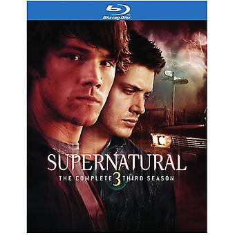 Supernatural - Supernatural: Season 3 [BLU-RAY] USA import