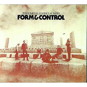 Phenomenal Handclap Band - Form & Control [CD] USA import