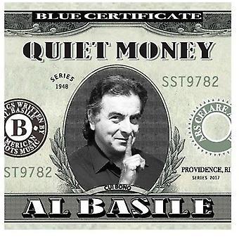 Al Basile - Quiet Money [CD] USA import