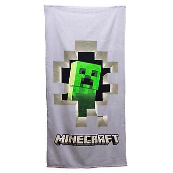 Toalha de Caixa de Areia de Minecraft