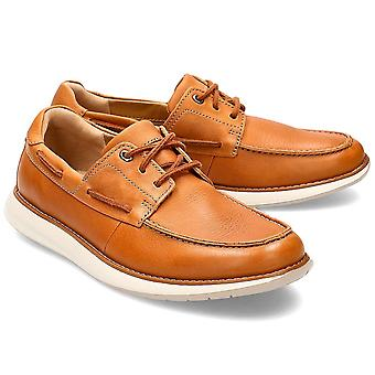 Clarks Pilot Lace 26149716 uniwersalne letnie buty męskie