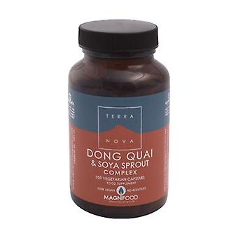 Dong Quai en Bean Sprouts Complex Female Support 100 capsules