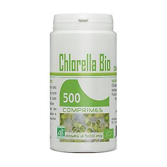 Organic Chlorella Tablets 500mg 500 tablets