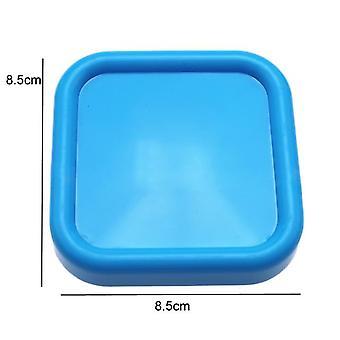 مكافحة فقدت مربع الإبرة تخزين مربع البلاستيك المغناطيسي - خياطة الإبر