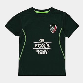 Kukri Leicester Tigers T Shirt Juniors