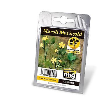 Ammo by Mig Photo-Etch Plants - Marsh Marigold