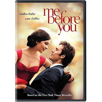 Me Before You [DVD] USA import