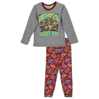 Ninja turtles boys pijama set long sleeve Ninja țestoase băieți pijama set maneca lunga