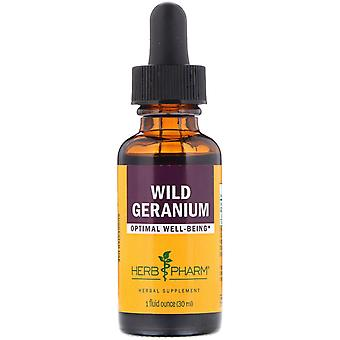 Herb Pharm, Wild Geranium, 1 fl oz (30 ml)