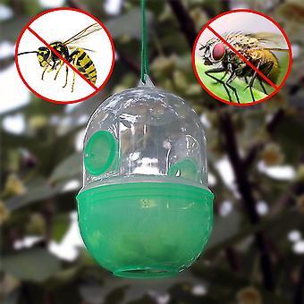 Pest Insect Fruit Fly & Bee Hornet Catcher a lógó kerti eszköz killing méh