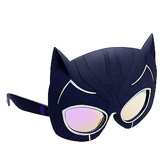 Party Costumes - Sun-Staches - Kids Lil' Marvel Black Panther sg3381