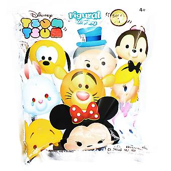Key Chain - Disney - 3D PVC Foam Collectible Blind-Box Tsum Tsum Series 1 25140
