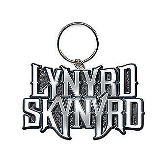 Lynyrd Skynyrd Keyring Keychain classic band Logo new Official metal