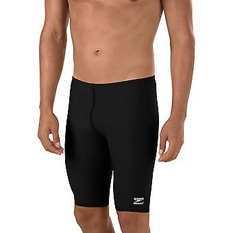 スピード男性ジャマー水着 - 耐久性 - ポリエステルソリッド
