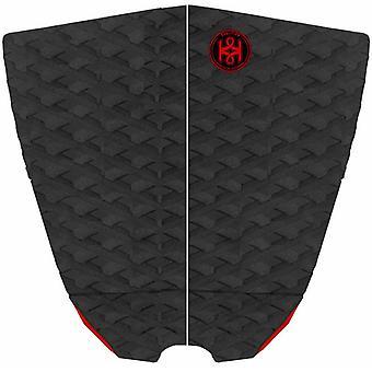 Koalition deck pad - 2 piece - barrel - black
