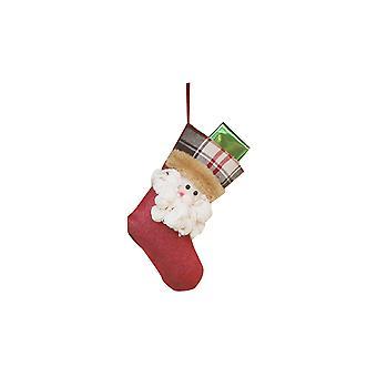 YANGFAN Cute Christmas Tree Decoration Pendant Socks