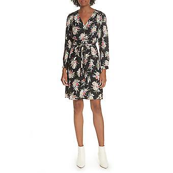 Rebecca Taylor | Bouquet Silk A-Line Dress