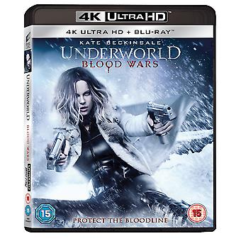 Submundo: Blood Wars 4K UHD + Blu-ray