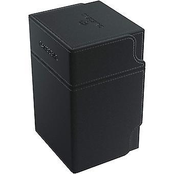 Gamegenic Watchtower 100-Card Conversível Deck Box Preto