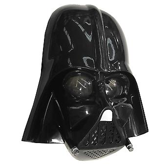 Darth Vader Star Wars Movie Black Child Boys Costume 1/2 Face Mask