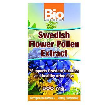 Bio Nutrition Inc Swedish Flower Pollen, 60 Vcaps