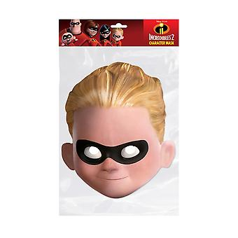 The Incredibles Dash Party Face Mask