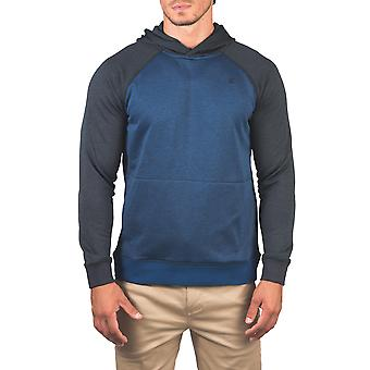 Hurley Dri-Fit Disperse Pullover Hoody in Coastal Blue